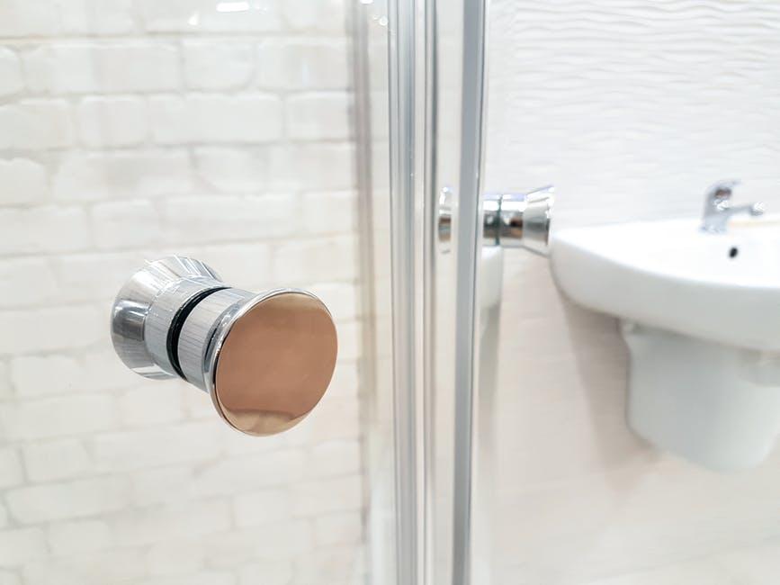 szklana mozaiki idealnie do łazienki